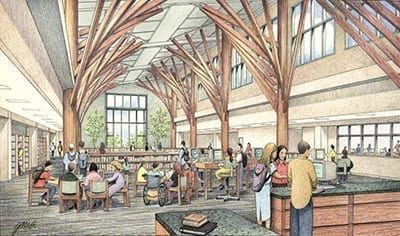 Project: Evergreen College Library
