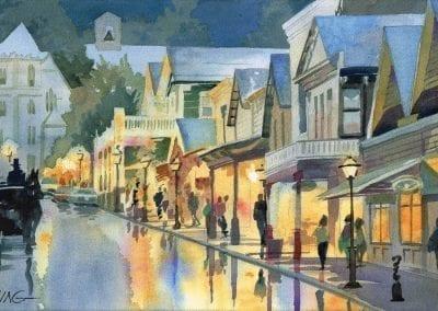 Project: JMG Nevada County Watercolors