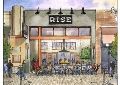 Project: Rise Pizzeria