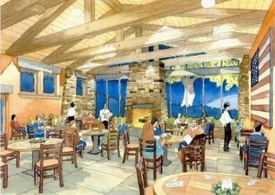 Project: Wild Fox Restaurant
